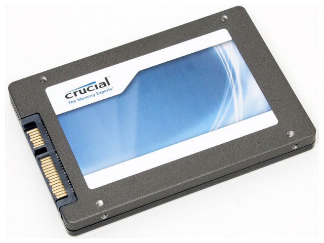 Disque SSD Crucial M4 64Go