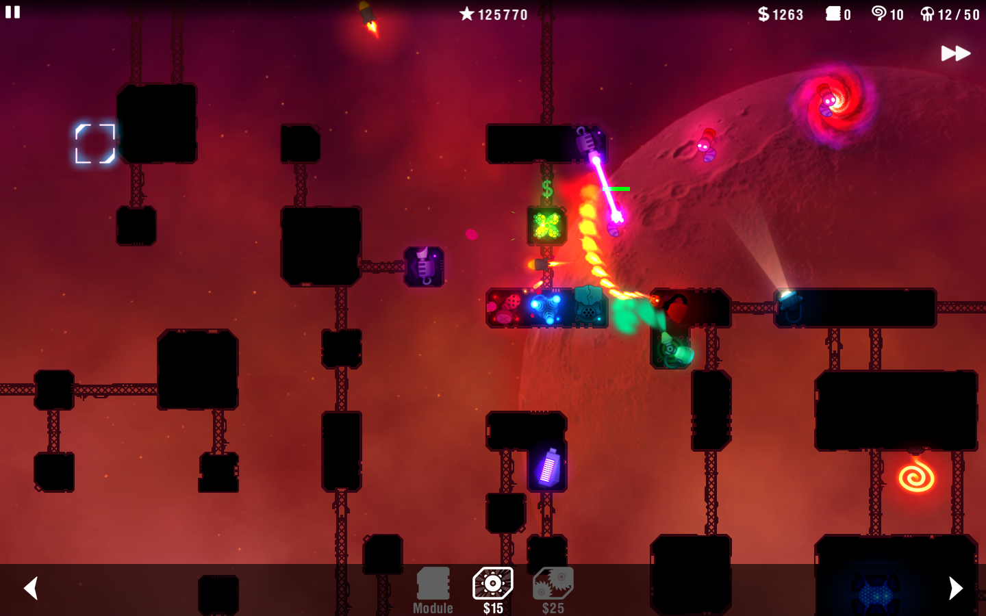 Radiant Defense: A game that is too hard for you? Some tips