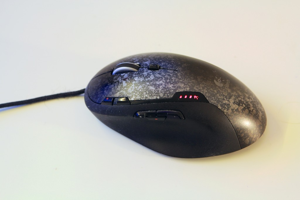 Logitech G500 after 4 years